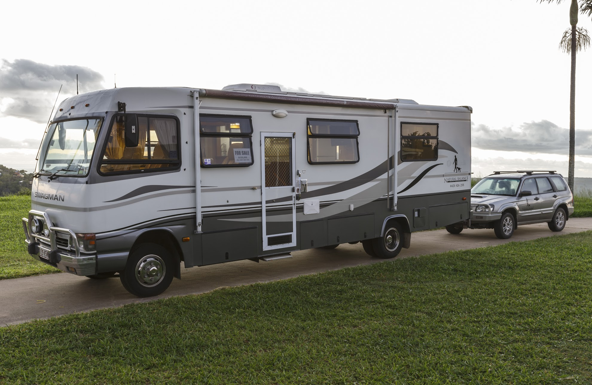 Campervan Motorhome Club Of Australia